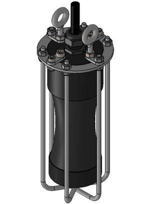 Barrel Stave Flextensional Projector Sensor Technology Ltd