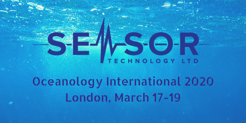 Sensor Tech at Oceanology International